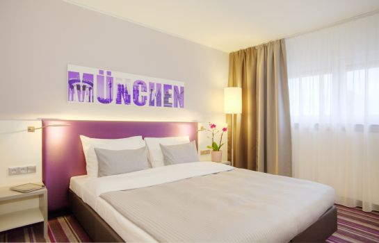 Single room (superior) Rilano 24/7 Hotel München