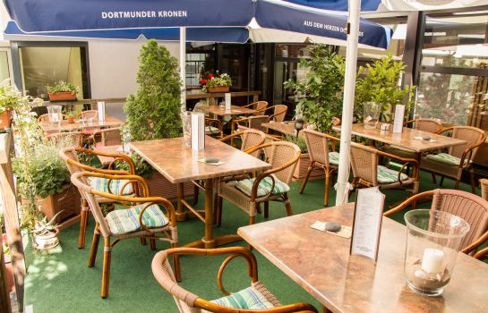 Terrace Ringhotel Drees