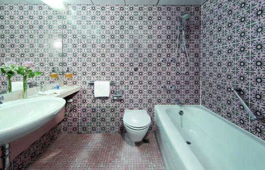 Badezimmer Maritim Hotel Bad Salzuflen