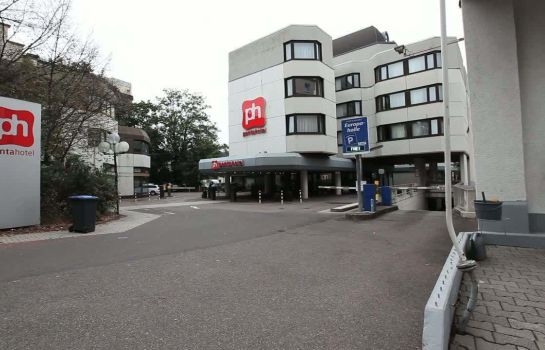Exterior view Best Western Hotel Trier City