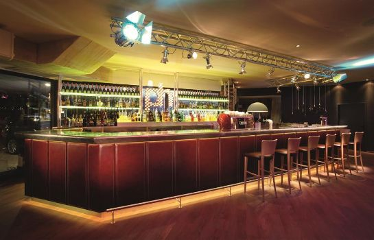 Hotel bar Best Western Hotel Trier City