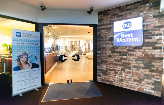 Reception Best Western Hotel Trier City