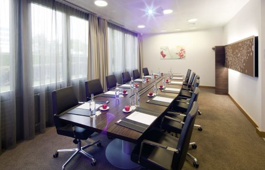Conference room Moevenpick Hotel Zurich Airport