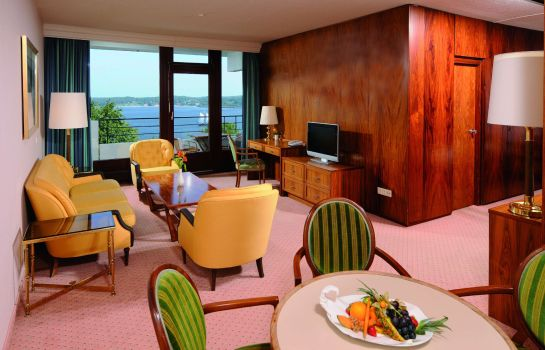 Suite junior Maritim Bellevue
