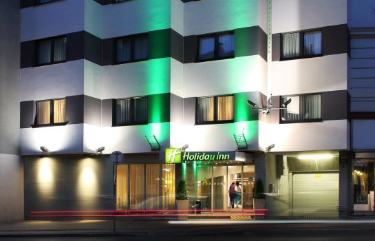 Exterior view Holiday Inn VIENNA CITY