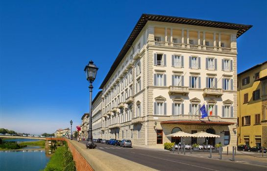 Vista esterna The St. Regis Florence