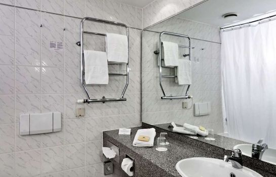 Badezimmer IntercityHotel