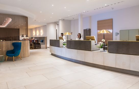 Empfang Flemings Express Hotel Wuppertal
