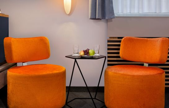 Hotelhalle Flemings Express Hotel Wuppertal