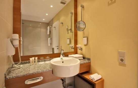 Bathroom H+ Hotel Willingen