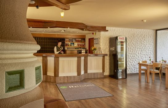 Reception H+ Hotel Willingen