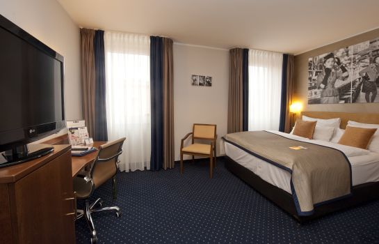 Standardzimmer Best Western Savoy