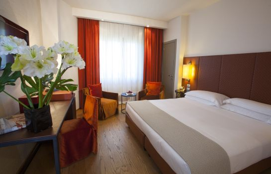 Chambre double (confort) Starhotels Michelangelo