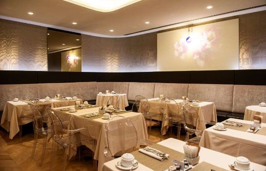 Restaurant Starhotels Rosa Grand