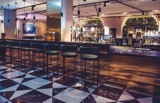 Hotel bar RADISSON COLLECTION STRAND HOTEL STOCKHOLM