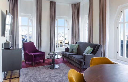 Suite RADISSON COLLECTION STRAND HOTEL STOCKHOLM