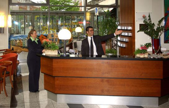 Hotelhalle City Partner Hotel Conti