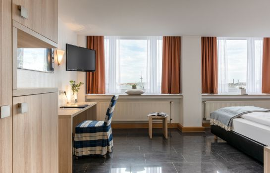 Chambre double (standard) City Partner Hotel Conti