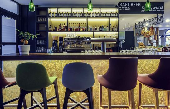 Hotel-Bar Mercure Hotel Muenchen City Center
