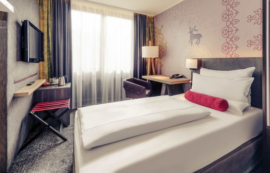 Info Mercure Hotel Muenchen City Center