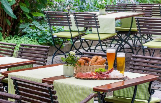 Terrasse Mercure Hotel Muenchen City Center