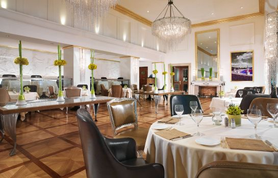Restaurant Rome The Westin Excelsior