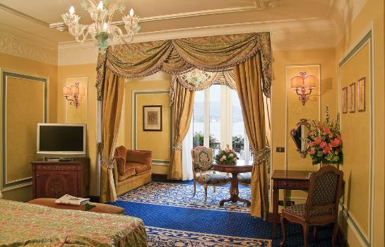 Suite junior Grand Hotel Des Iles Borromees