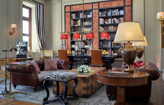 Hotelhalle The St. Regis Florence