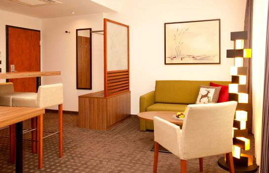 Suite Junior Advena Hohenzollern City Spa