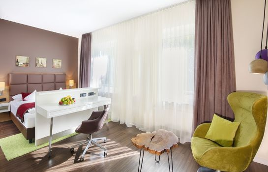 Chambre double (confort) Advena Hohenzollern City Spa