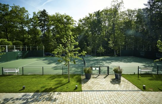 Tennis court Waldhotel
