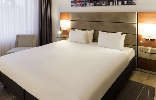 Standardzimmer Mercure Hotel Amsterdam West