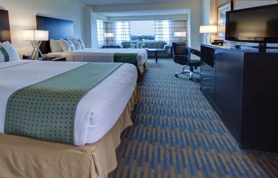 Zimmer Holiday Inn PORT OF MIAMI-DOWNTOWN