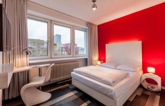 Chambre individuelle (standard) Cityhotel Monopol
