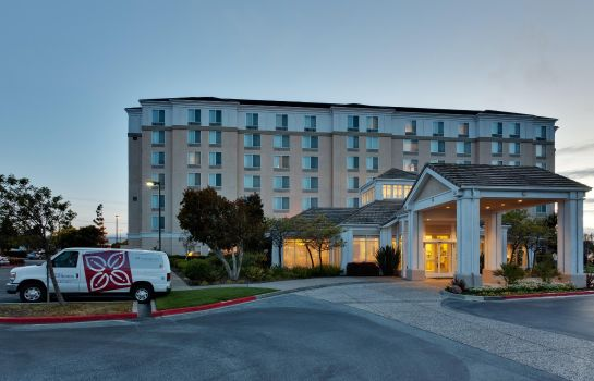 Vista exterior Hilton Garden Inn San Francisco Arpt North