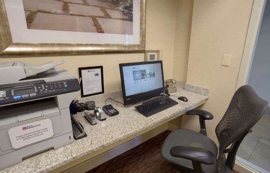 Info Hilton Garden Inn San Francisco Arpt North