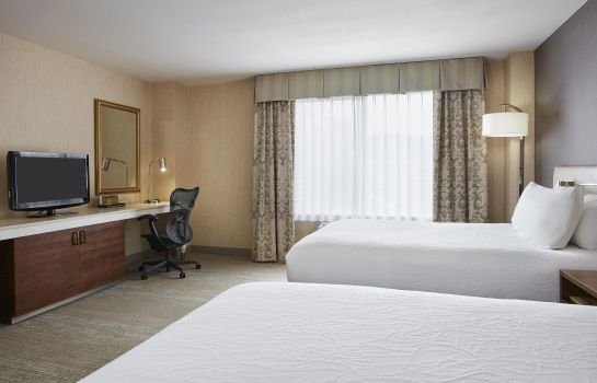 Kamers Hilton Garden Inn San Francisco Arpt North