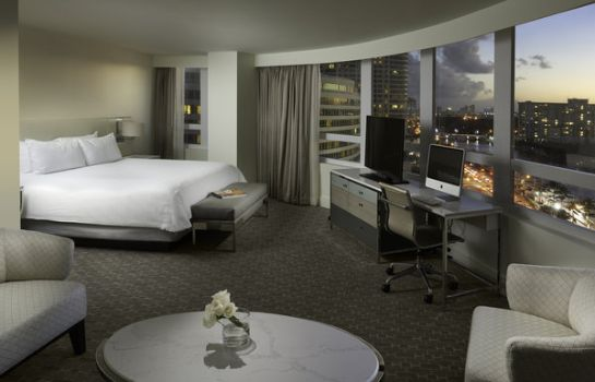 Suite Fontainebleau Miami Beach