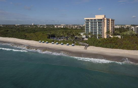 Buitenaanzicht Jupiter Beach Resort and Spa