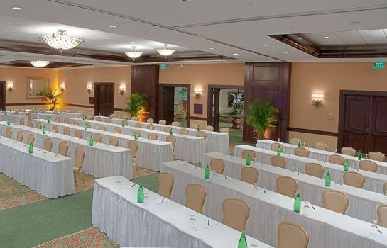 Conference room Jupiter Beach Resort and Spa