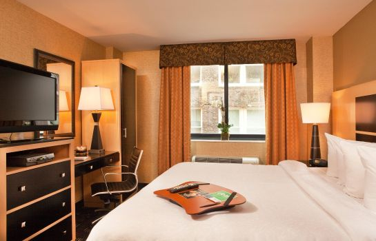Chambre Hampton Inn Manhattan-35th St-Empire State Bldg