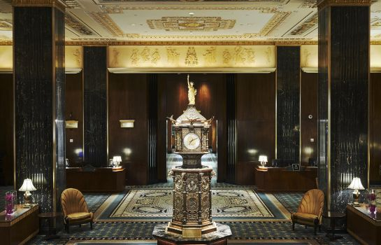 Hall Waldorf Astoria New York