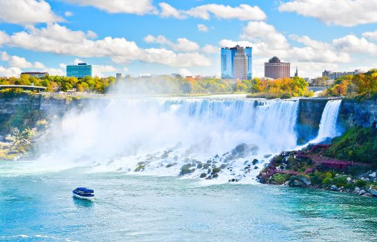Info NY  Niagara Falls Sheraton At The Falls Hotel