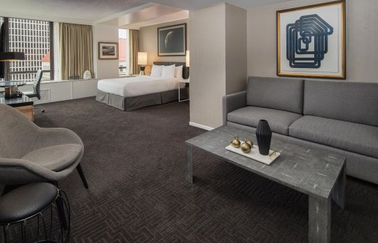 Suite Hilton Portland Downtown