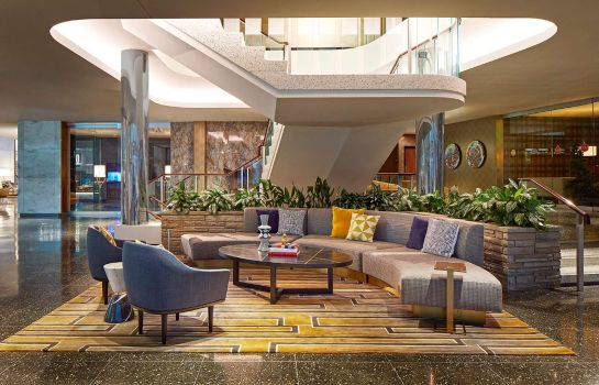Hotelhalle The Statler Dallas Curio Collection by Hilton