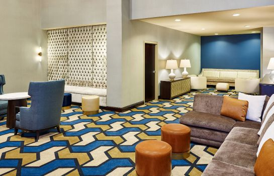 Hotelhalle Sheraton Fort Worth Downtown Hotel