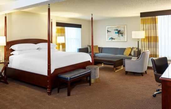 Room Sheraton Fort Worth Downtown Hotel