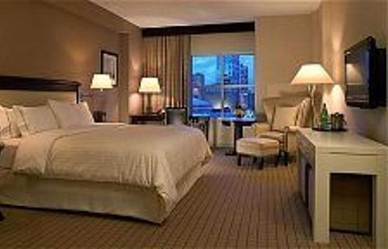 Zimmer Sheraton Fort Worth Downtown Hotel