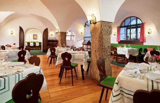 Restaurant Salzburg  a Luxury Collection Hotel Hotel Goldener Hirsch