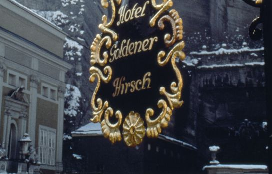 Info Salzburg  a Luxury Collection Hotel Hotel Goldener Hirsch